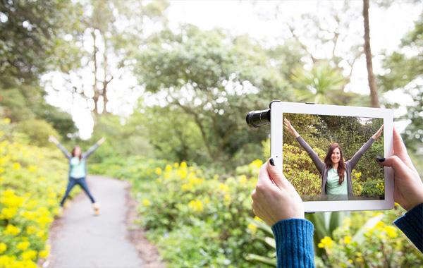 Камера на iPad
