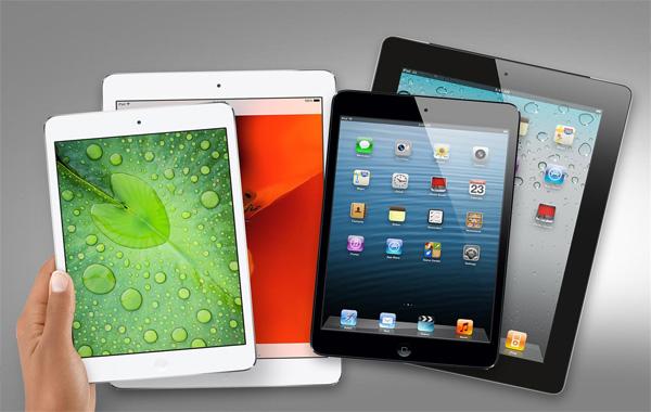 дисплей iPad
