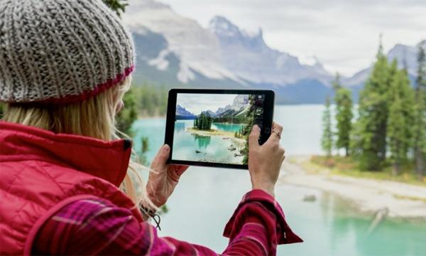 камера на iPad Air 2