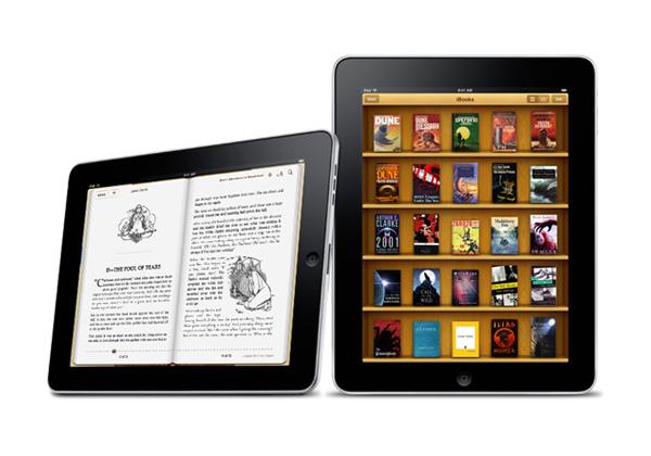 книги для ipad
