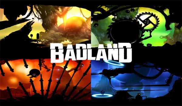Badland для iPad