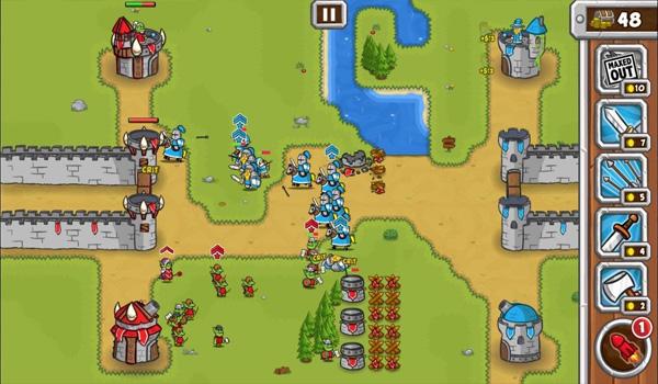 Castle Raid для iPad
