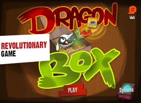 Dragon box для iPad