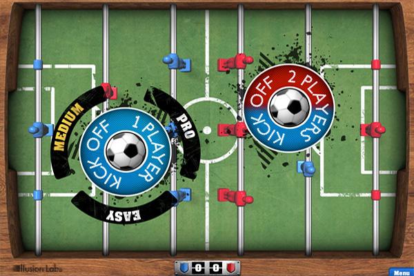 Foosball HD для iPad