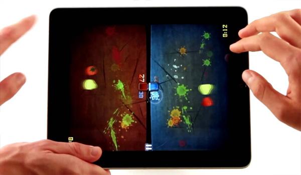 Fruit Ninja для iPad