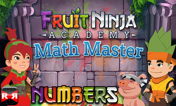 Fruit Ninja Academy: Math Master для iPad