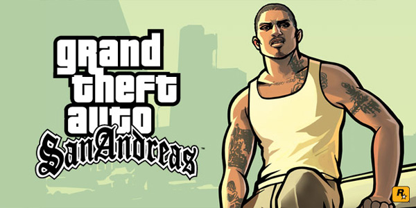 GTA San Andreas для айпада