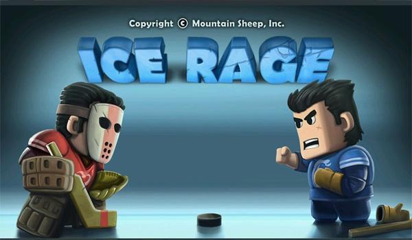 Ice rage для iPad