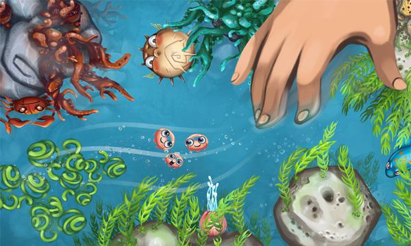 Jelly Reef для iOS