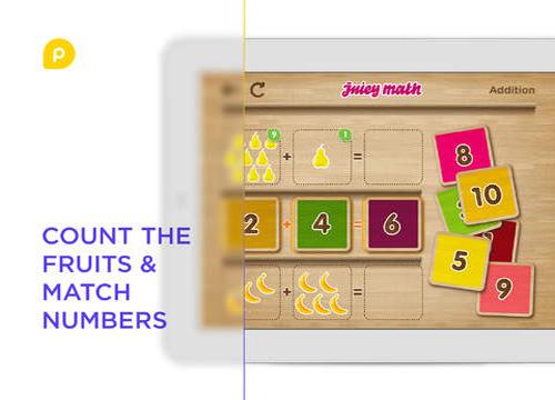 Juicy Math для iPad