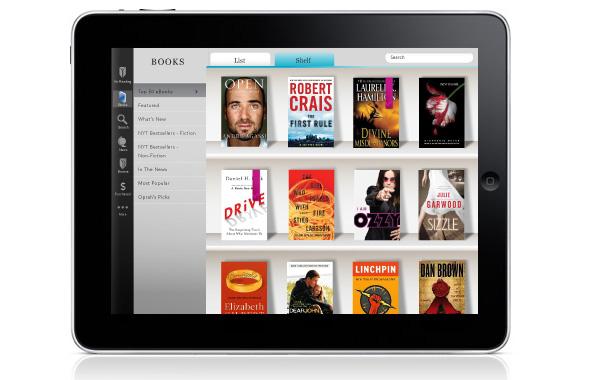 Kobo Reading для iPad