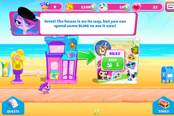 Littlest Pet Shop для iPad