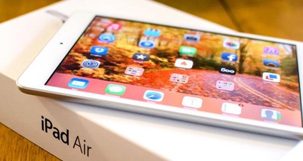iPad Air: дизайн