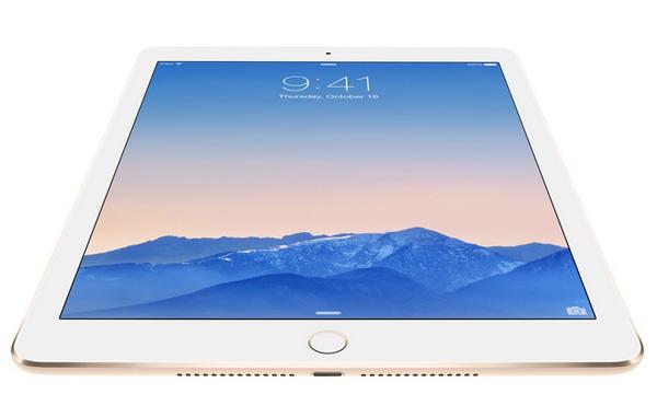 iPad Air 2 дисплей