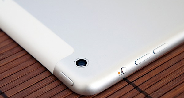 iPad Air: дизайн и размеры