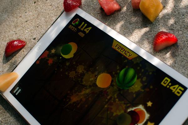 фруктовый ниндзя для айпад