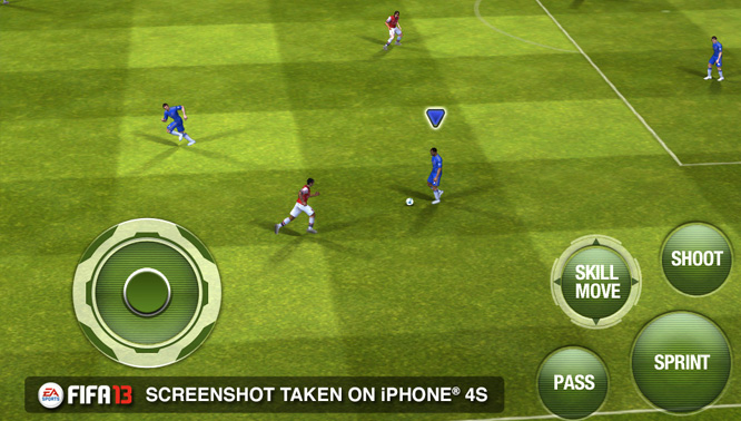 Fifa 13 by ea sports iphone game free. Download ipa for ipad.