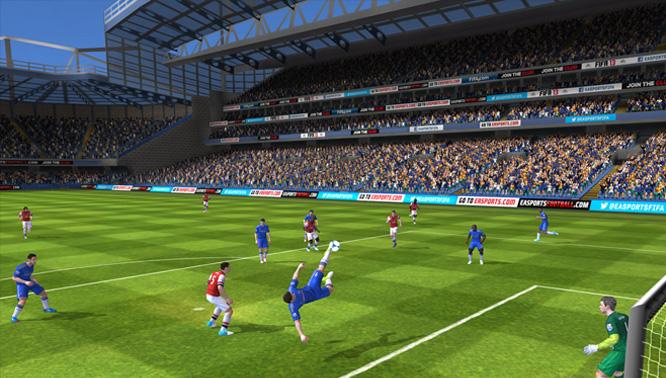Fifa 13 финты