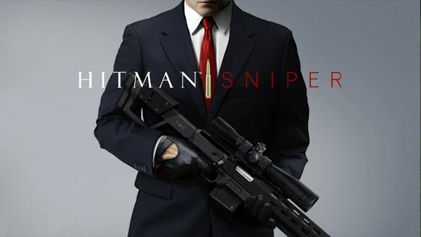 Hitman Sniper для iOS