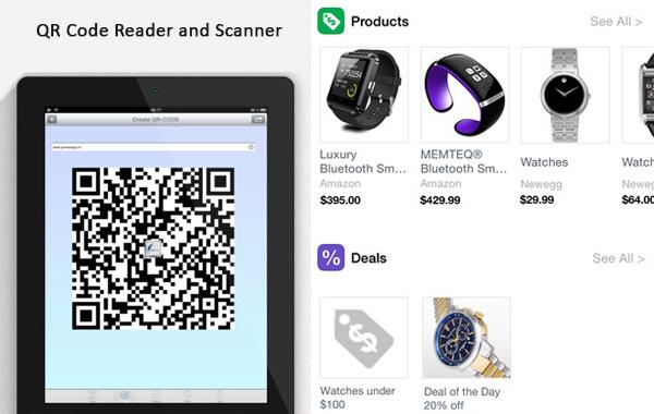 QR Scanner для iPad