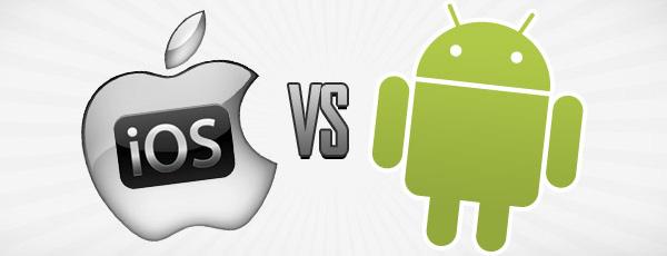 iOS против Android