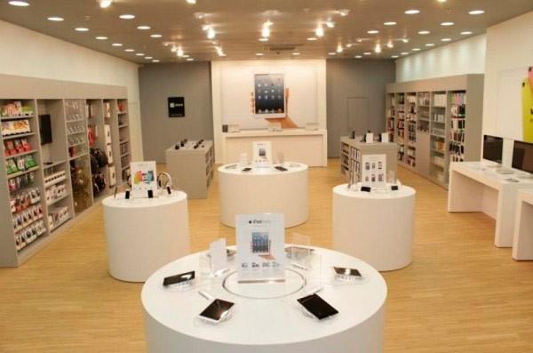 Магазин-Apple-в-Индии