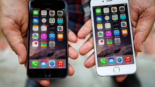 смартфон с iOS