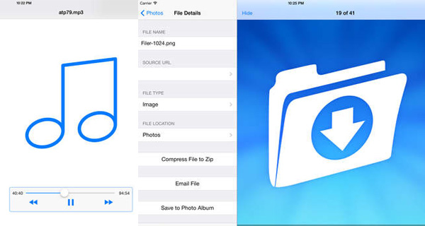 Filer Lite для iOS