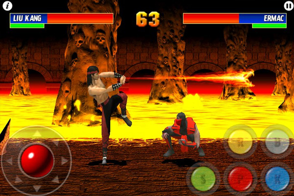 Mortal Kombat на iOS