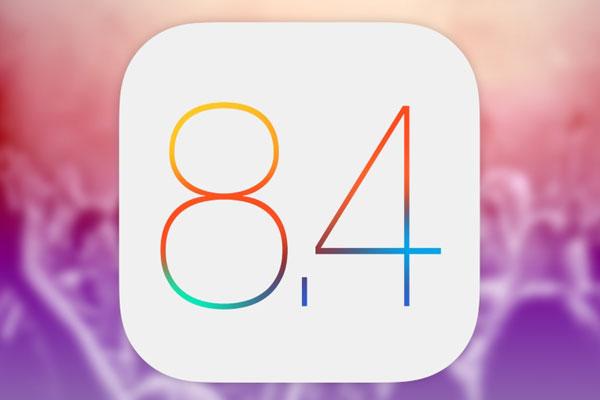 Бета версия iOS 8.4.1