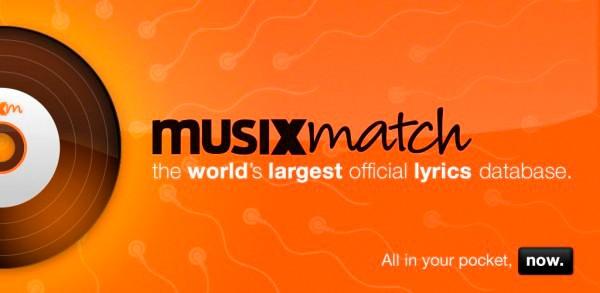 musicxmatch
