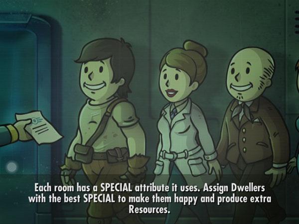 Fallout для iPad