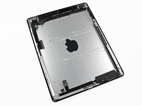 Демонтаж каркаса планшета