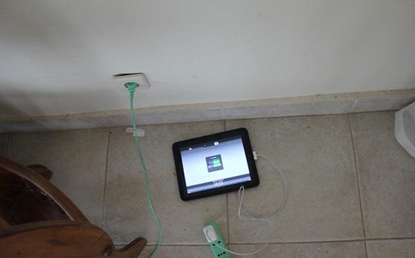 Зарядка iPad от сети