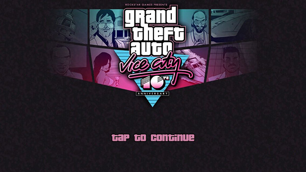 GTA Vice City для iPhone
