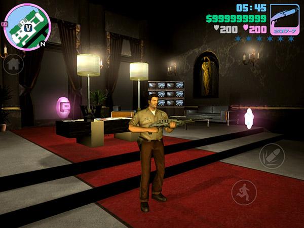 GTA Vice City геймплей