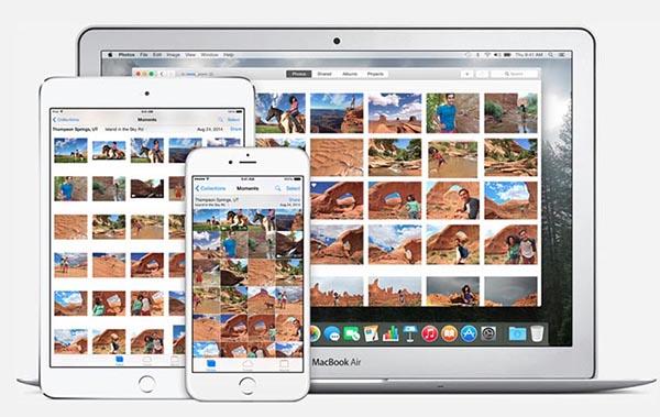 Синхронизация между Apple-устройствами