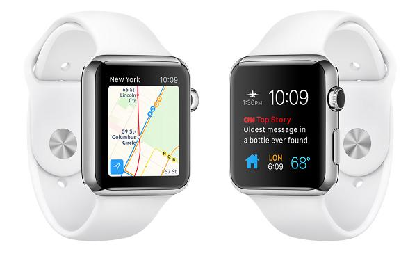 Apple выпустил watchOS 2