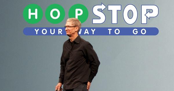 Apple закрывает HopStop