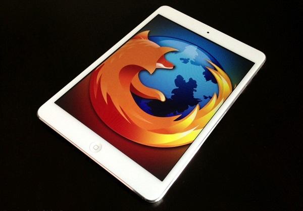 Mozilla для iOS