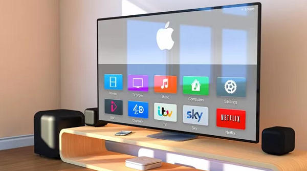 Apple TV станет игровой консолью