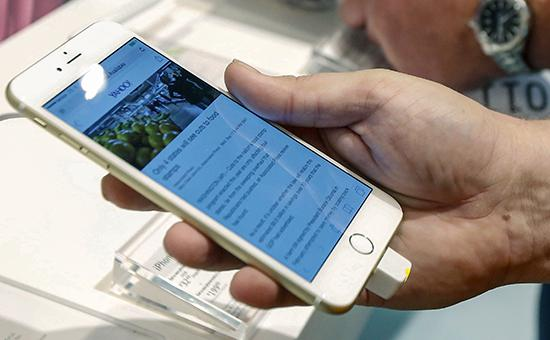 Apple не открыла данные властям