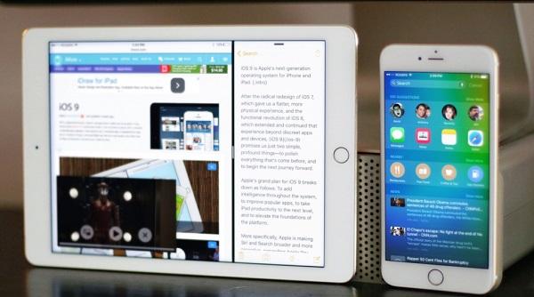 iOS 9 бьет рекорды скачивания