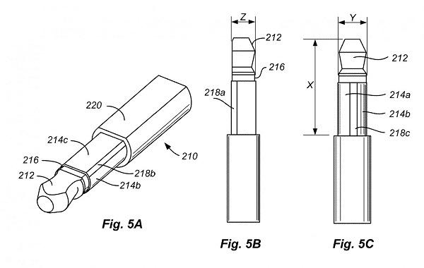 Apple патент на наушники