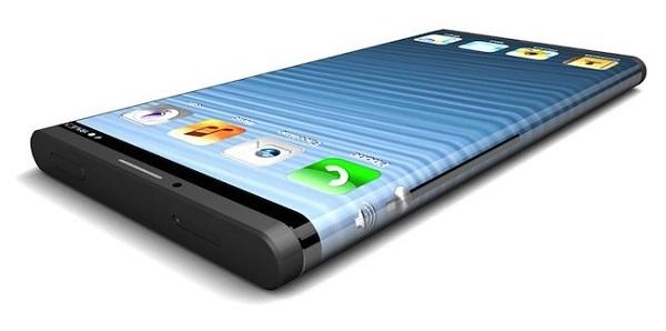 Apple запатентовала изогнутый дисплей