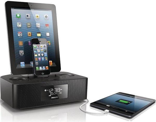 Apple разрабатывает новую док-станцию для iPad