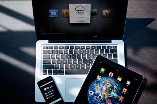 Как пользоваться iCloud iPad