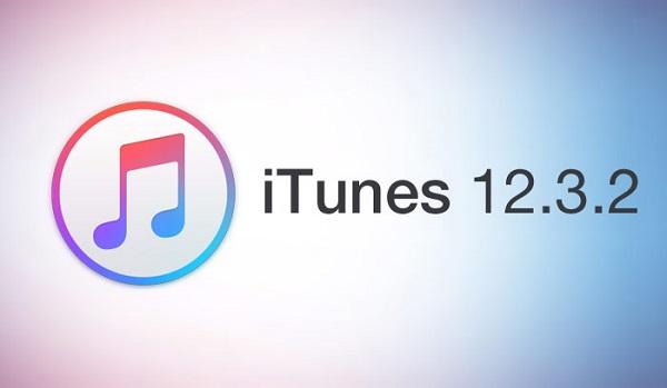 Apple выпустил iTunes 12.3.2