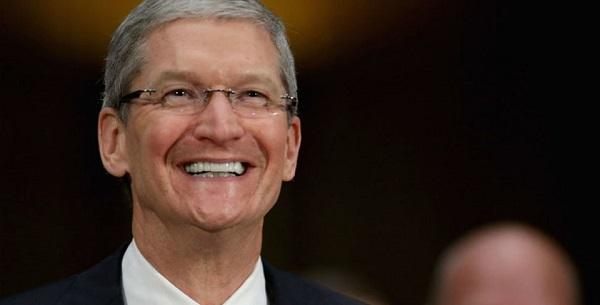Apple объявила о рекордной квартальной прибыли в своей истории