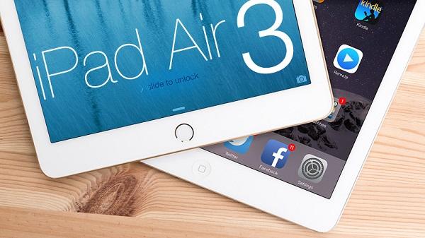 iPad Air 3 получит обновленный дизайн